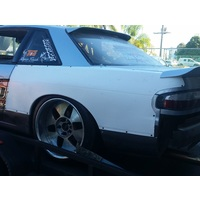 S13 30mm Dmax style REAR FENDERS