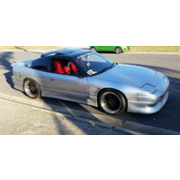 180sx GP Sports style SIDE SKIRTS