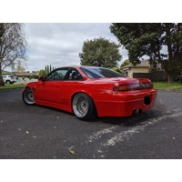 S14 Series 1 Supermade/Instant Gentleman style REAR BAR
