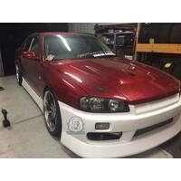R34 B-Aero FRONT BAR (Coupe & Sedan)