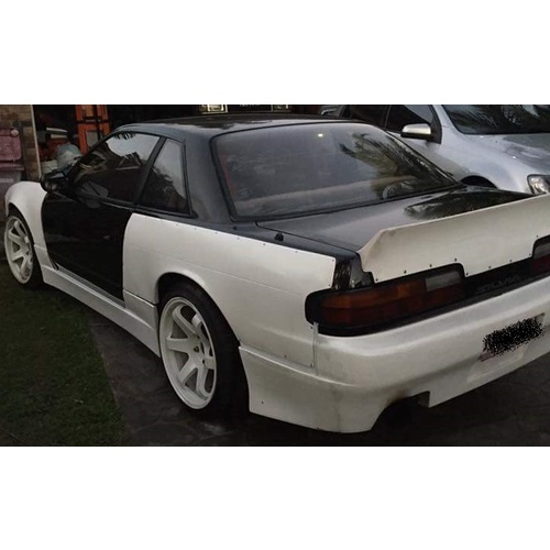S13 Rocket Bunny style REAR BAR