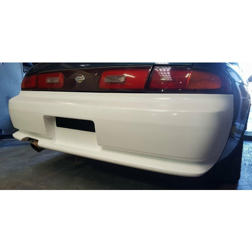 S14 Series 2 Kouki style Stock REAR BAR