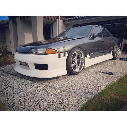 R32 Skyline B-Aero FRONT BAR (Coupe & Sedan)