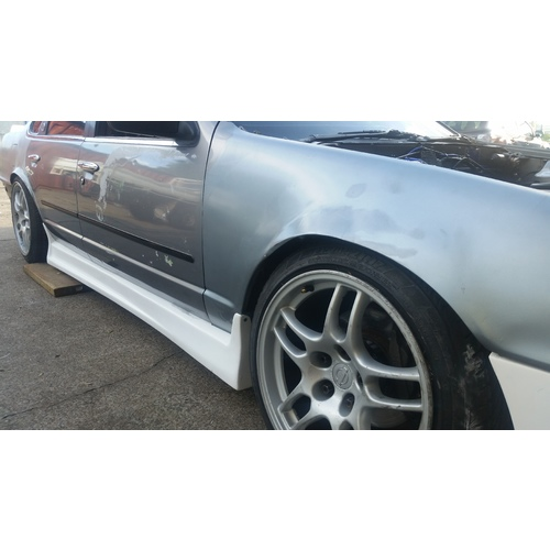 A31 Cefiro B-Aero SIDE SKIRTS